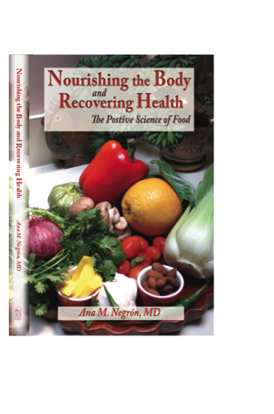 Nourishing the Body by Ana Negron book Cover